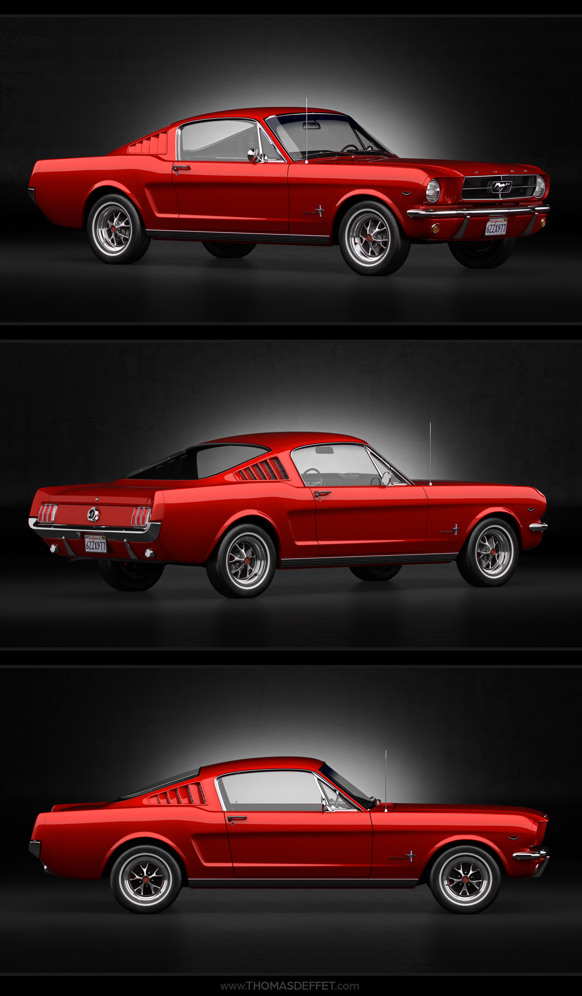 Mustang - 01 compo