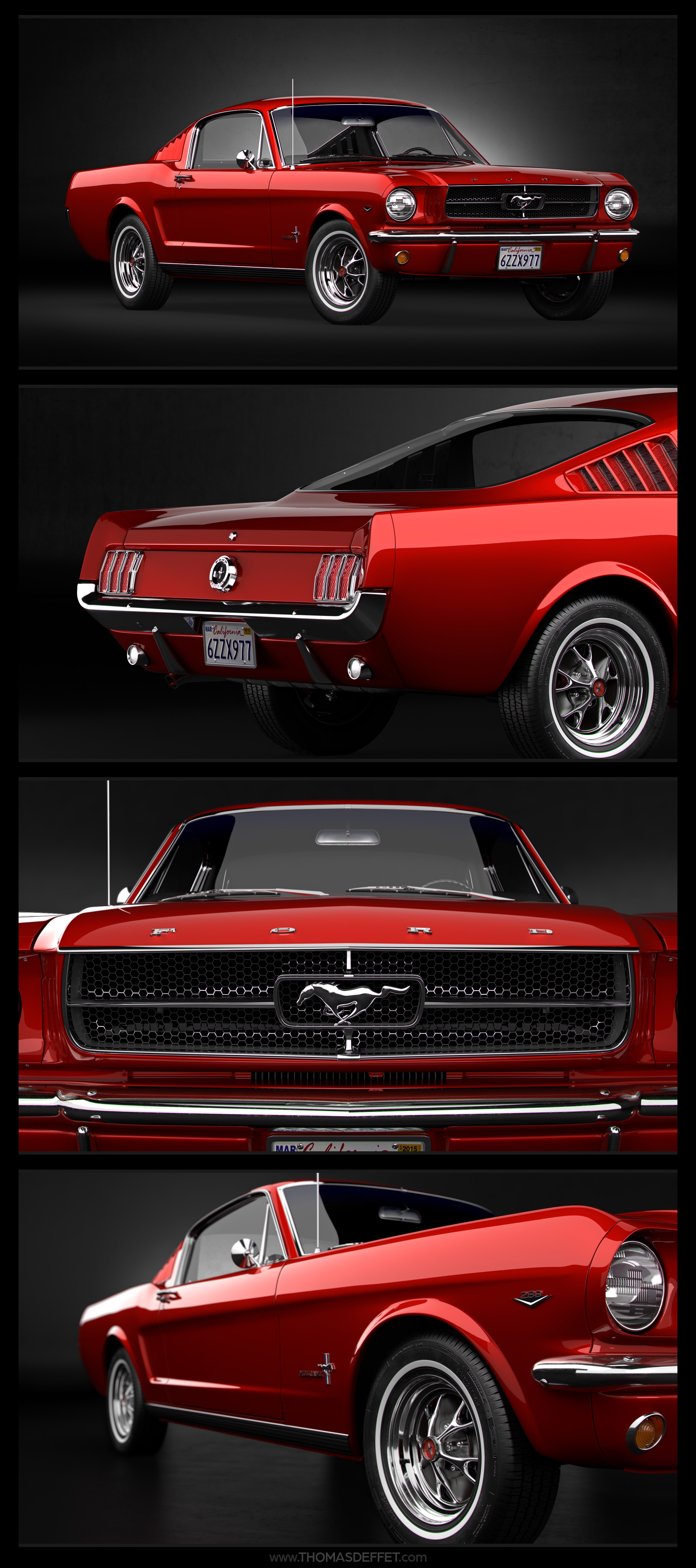 Mustang - 03 compo