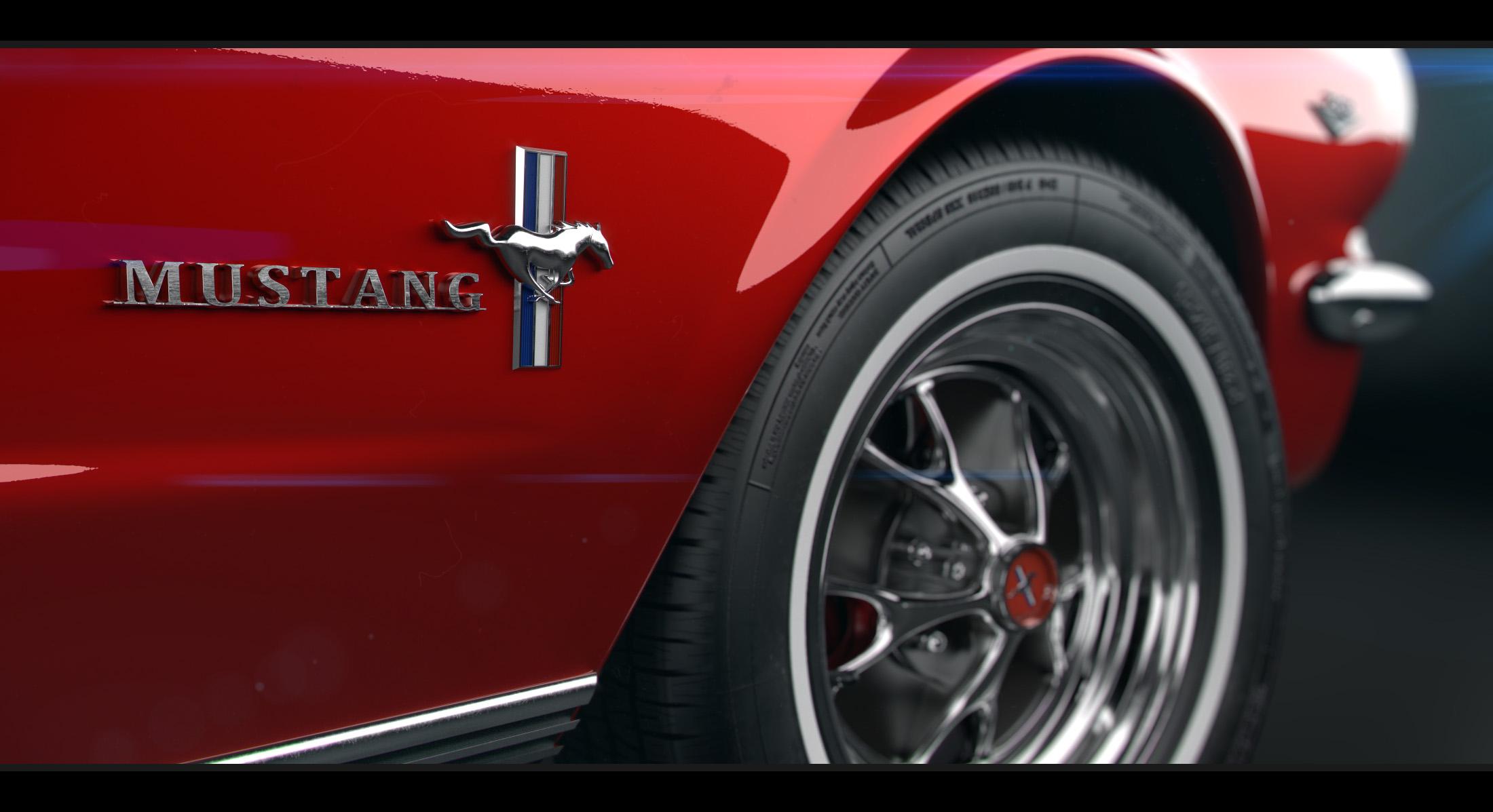 Mustang - 14
